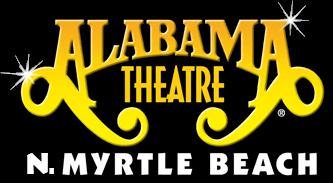 Logo for Alabama Theatre North Myrtle Beach