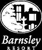 Logo for Barnsley Resort