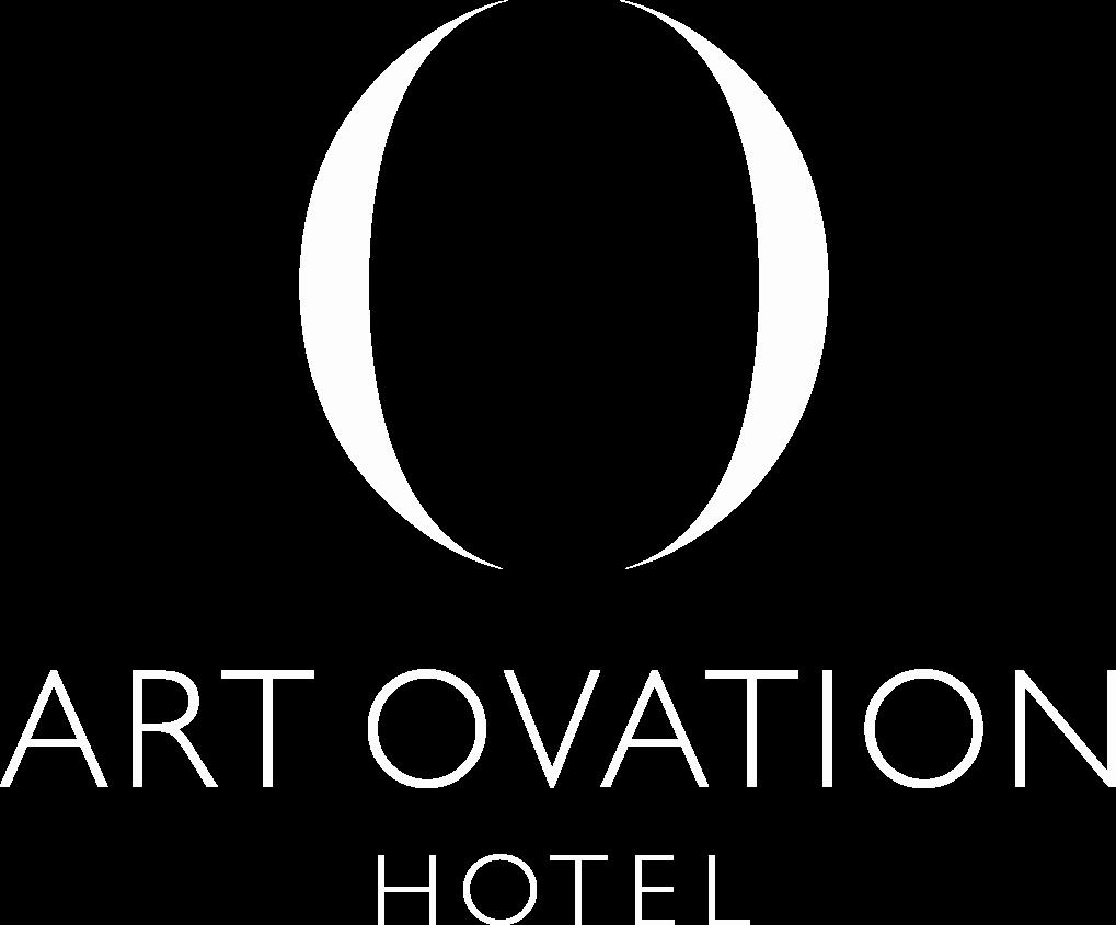 Logo for Art Ovation Hotel