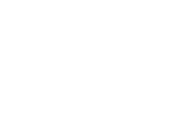 Logo for Evergreen Lodge at Yosemite