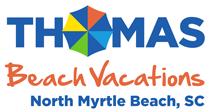 Logo for Thomas Beach Vacations
