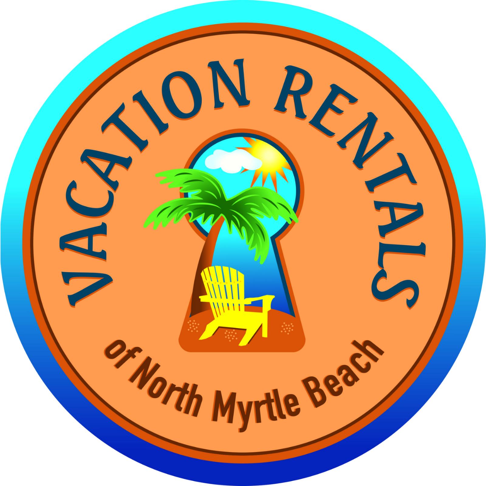 Logo for Vacation Rentals of North Myrtle Beach