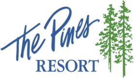 Logo for The Pines Resort
