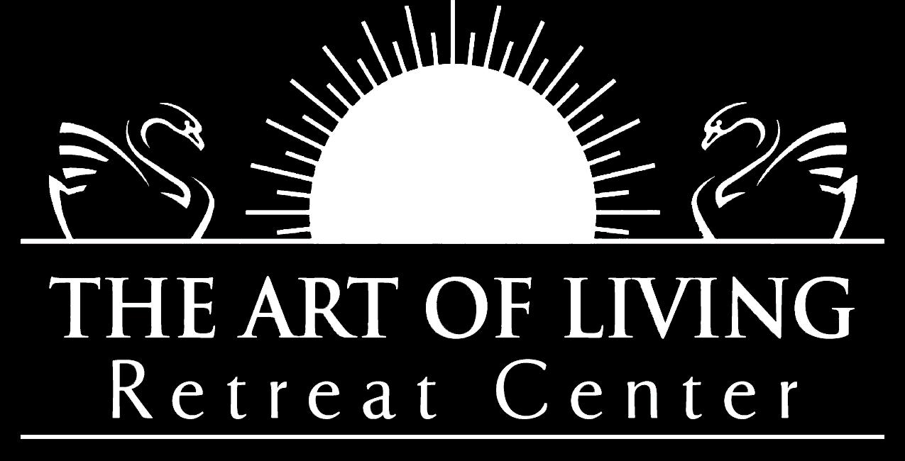Logo for The Art of Living Retreat Center
